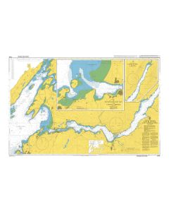 Admiralty Chart 2388: Loch Etive and Approaches