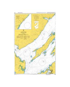 Admiralty Chart 2389: Loch Linnhe Southern Part