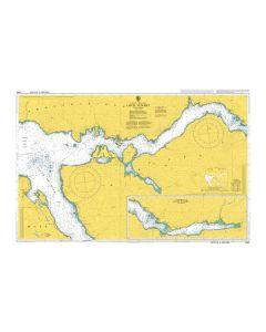 Admiralty Chart 2394: Loch Sunart