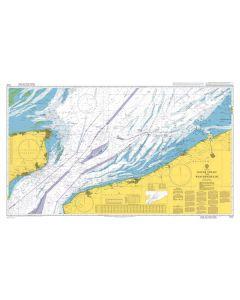 Admiralty Chart 2449: Dover Strait to Westerschelde