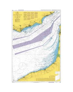 Admiralty Chart 2451: Newhaven to Dover and Cap d'Antifer to Cap Gris-Nez