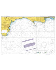 Admiralty Chart 2454: Start Point to The Needles including Off Casquets TSS