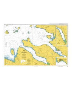Admiralty Chart 2500: Ullapool and Approaches