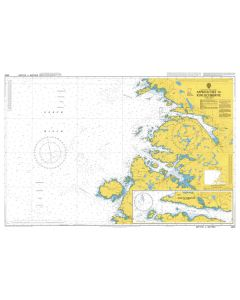 Admiralty Chart 2503: Kinlochbervie and Approaches