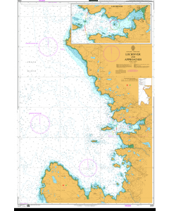 ADMIRALTY Chart 2504: Lochinver and Approaches