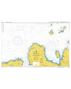 Admiralty Chart 2509: Rubha Reidh to Cailleach Head