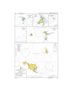 Admiralty Chart 2524: Islands off the North West Coast of Scotland
