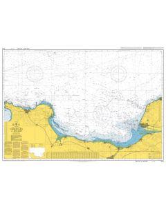 Admiralty Chart 2613: Cap de la Hague to Fecamp