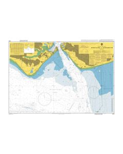 ADMIRALTY Chart 2625: Approaches to Portsmouth