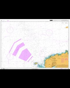 ADMIRALTY Chart 2647: Ile D'Ouessant to Ile De Batz