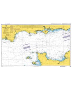 ADMIRALTY Chart 2656: English Channel Central Part