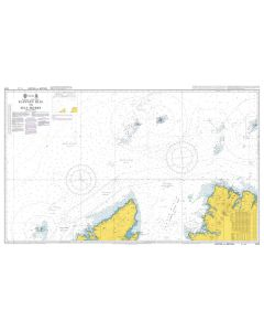 ADMIRALTY Chart 2720: Flannan Isles to Sule Skerry