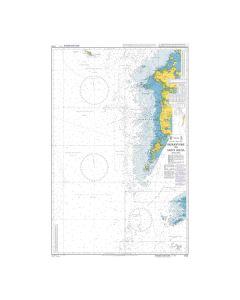 Admiralty Chart 2722: Skerryvore to Saint Kilda