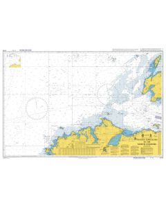 Admiralty Chart 2723: Western Approaches to the North Channel