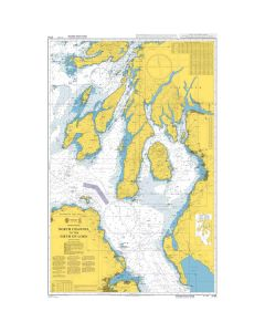 ADMIRALTY Chart 2724: North Channel to the Firth of Lorn