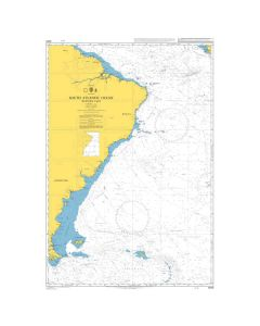 ADMIRALTY Chart 4020: South Atlantic Ocean Western Part
