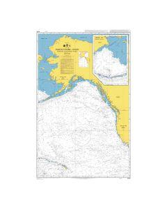 ADMIRALTY Chart 4050: North Pacific Ocean Northeastern Part