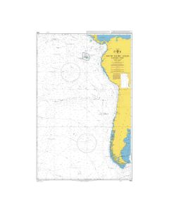 ADMIRALTY Chart 4062: South Pacific Ocean, Eastern Part