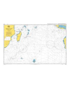 ADMIRALTY Chart 4070: Indian Ocean Southern Part