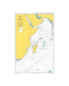 ADMIRALTY Chart 4072: Indian Ocean Western Part