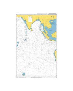 ADMIRALTY Chart 4073: Indian Ocean Eastern Part