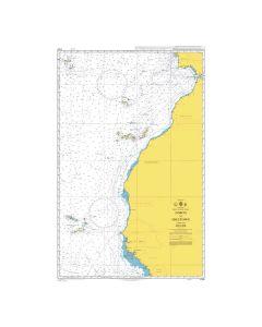 Admiralty Chart 4104: Lisboa (Lisbon) to Freetown