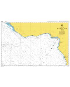 Admiralty Chart 4209: Freetown to Luanda