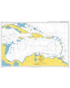 Admiralty Chart 4402: Caribbean Sea