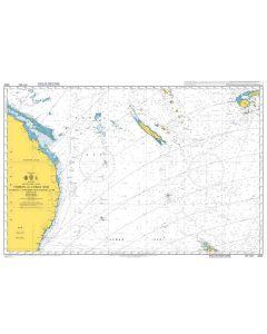 Admiralty Chart 4602: Tasman and Coral SeasAustralia to Northern New Zealandand Fiji