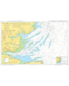 ADMIRALTY Chart 5041: England - East Coast Thames Estuary [Instructional Chart]