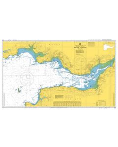 ADMIRALTY Chart 5047: Bristol Channel [Instructional Chart]