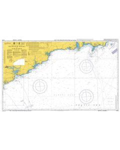 ADMIRALTY Chart 5048: Old Head Of Kinsale To Tuskar Rock [Instructional Chart]