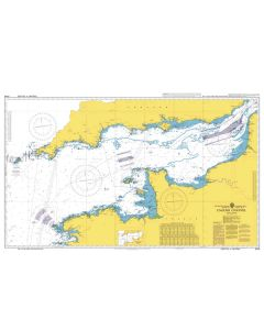 ADMIRALTY Chart 5049: English Channel [Instructional Chart]