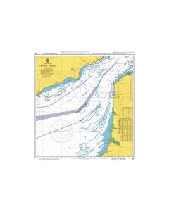 ADMIRALTY Chart 5052: Dover Strait [Instructional Chart]