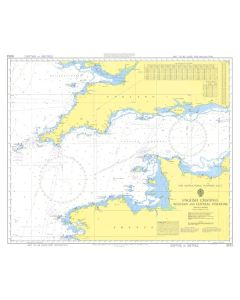ADMIRALTY Chart 5053: English Channel - Western & Central Portions [Instructional Chart]