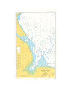 ADMIRALTY Chart 5054: Flamborough Head To Blakeney Point [Instructional Chart]