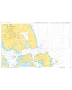 ADMIRALTY Chart 5118: Singapore Strait And Eastern Approaches [Instructional Chart]