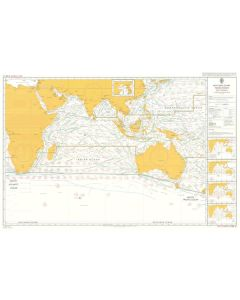 ADMIRALTY Chart 5126[09]: Routeing - Indian Ocean - September