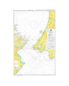 ADMIRALTY Chart 5140: Instructional Chart - New Zealand, Cook Strait