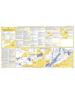 ADMIRALTY Chart 5500: Mariners' Routeing Guide - English Channel And Southern North Sea
