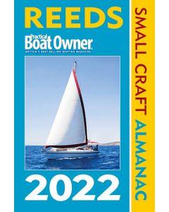 Reeds PBO Small Craft Almanac 2022 [PRE-ORDER]