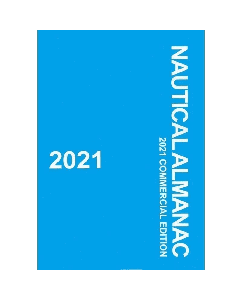 2021 Nautical Almanac (Commercial Edition)
