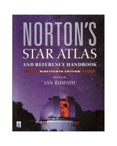 Norton's Star Atlas and Reference Guide 19th Edition [Out of Print - due April 2018]
