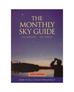 Monthly Sky Guide 8th Edition.