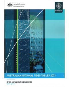 Australian Tide Tables 2021