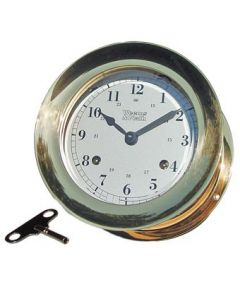 Atlantis 8-Day Wind Ship's Bell Clock