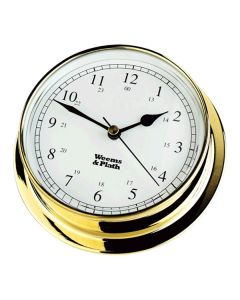 Brass Endurance 125 Clock