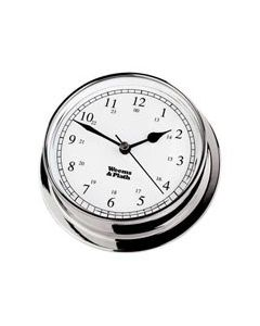 Chrome Endurance 125 Quartz Clock
