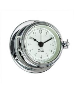 Endurance II 105 Quartz Clock Chrome