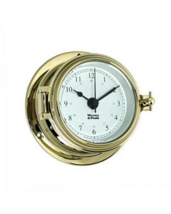 Endurance II 105 Quartz Clock Brass